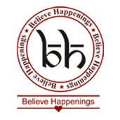 believe happenings logo
